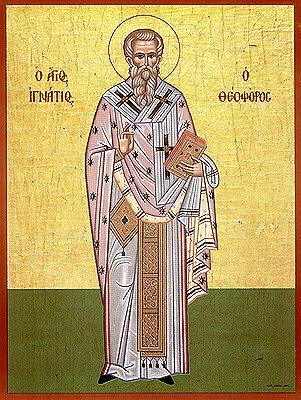 Hl. Ignatios av Antiokia