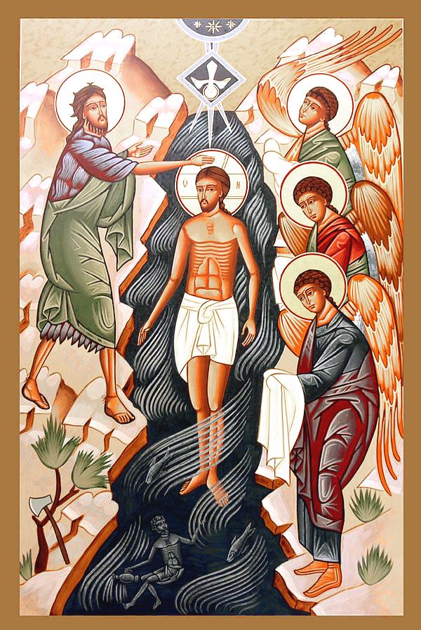 Predikan: 5 skäl till varför vi firar Teofania