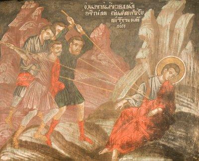 Aposteln Thomas martyrium