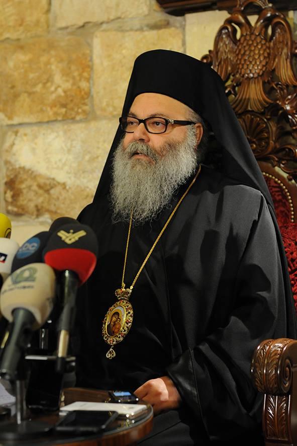 Patriark Johannes X