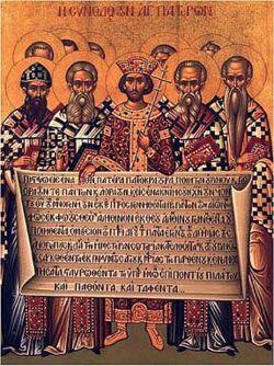 Första Ekumeniska Konciliet