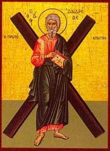 Aposteln Andreas