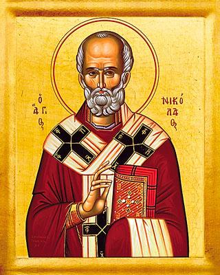 Nikolaus av Myra 2