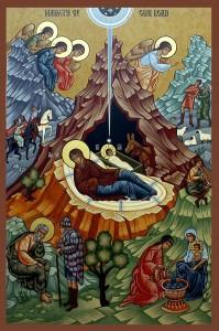 Kristi födelse.