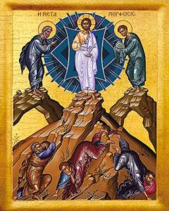 Kristus på förklaringsberget