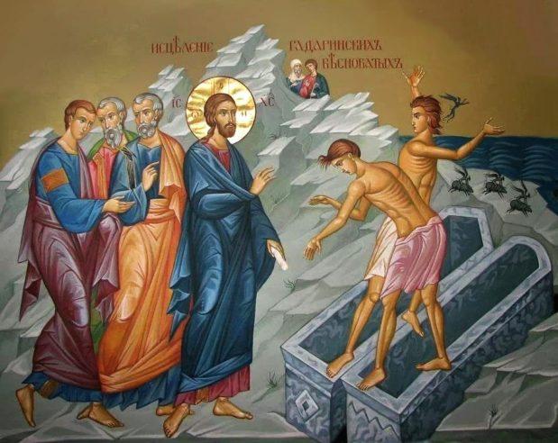 Predikan: Svinhjordens öde är ej ditt!