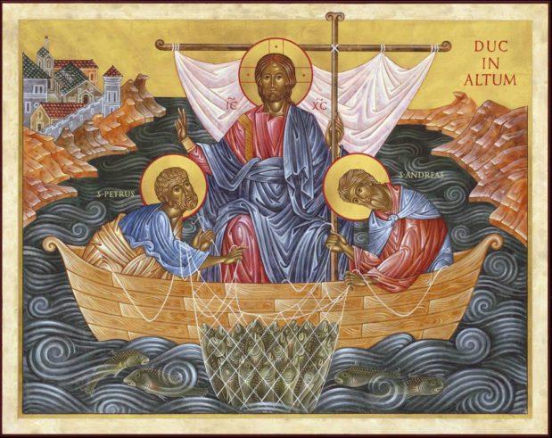 Predikan Luk 5:1-11 (180923): Omvändelse på djupet