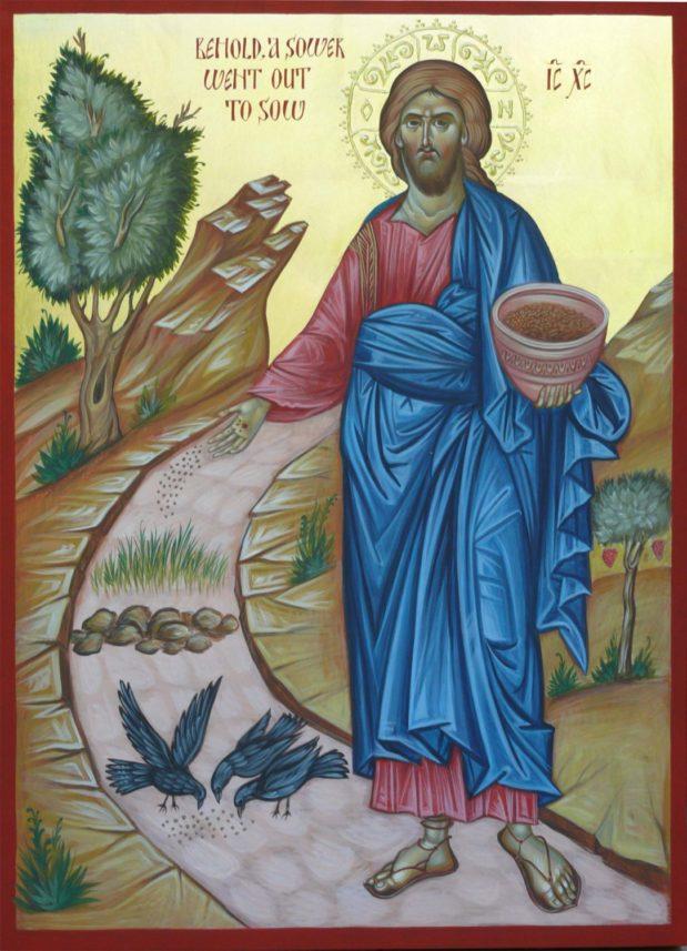 Predikan 181014: Herren sår, du tar emot, men hur?