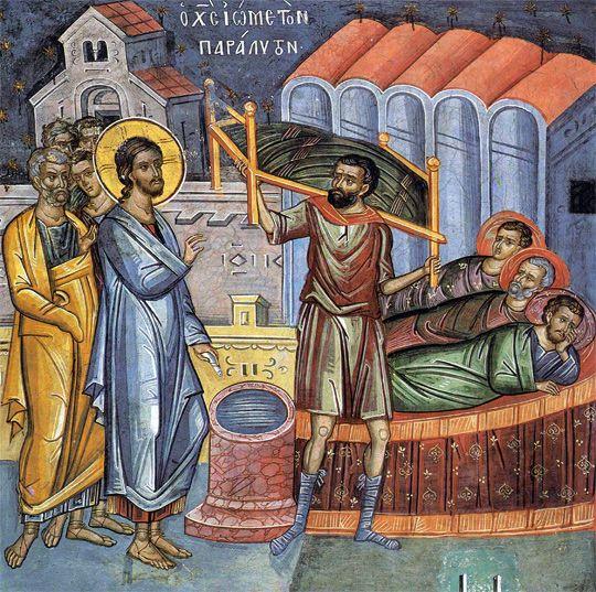 Predikan: Lame mannen och vår frälsning