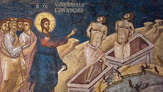 Predikan: Människor och demoner
