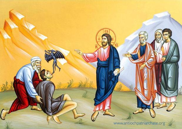 Predikan: Botemedel mot otro (Matt 17:14-23)