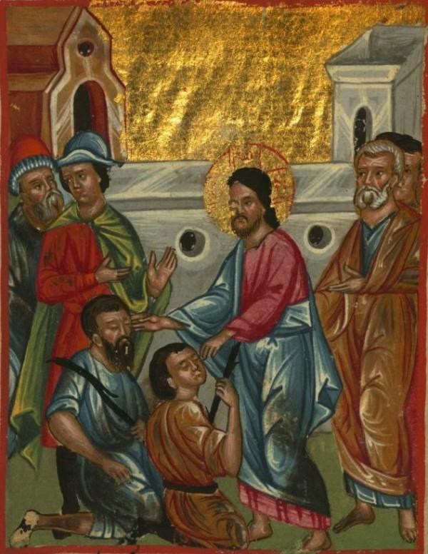 Predikan: Andligt blind och stum